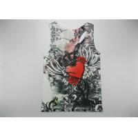 Cheap OEM Dark Lady fashion Clothes Transfer Paper with high transfer rate for sale