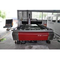 1500*3000 Fiber Laser Cutting Machine for stainless steel , High Efficiency