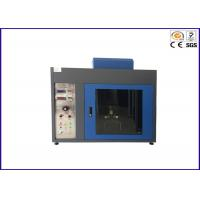 Cheap 20 / 50 Drops Laboratory Fire Testing Equipment Low Voltage Tracking Tester for sale