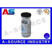 Cheap Hologram Pharmaceutical 10ml Vial Labels  Stickers Printed For Plastic Tablet Containers for sale