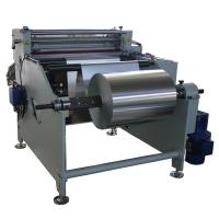 China Full Automatic Aluminum foil roll to sheet paper cutting machine on sale