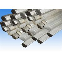 Quality Industrial Stainless Steel Hex Bar , DIN 309S Hot Rolled Steel Bar wholesale