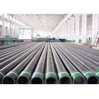 China Pressure Boiler Gas Line Pipe , Oil Transportation Seamless Steel Pipe on sale