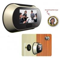 Cheap Digital Door Viewer Camera 2.5 TFT LCD Screen (QT-PDV001A) for sale