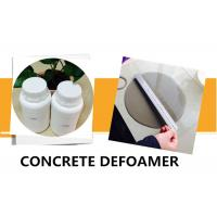 Cheap Transparent Liquid Industrial Concrete Defoamer With SGS / BV Certificate for sale