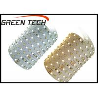 China White Waterproof LED Flexible Strip Lights For Holiday Decoration 60 Degree on sale