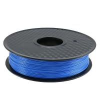 Buy cheap Blue 1KG 1.75mm PLA 3D Printer Filament , 2.2 Pound Spool 3d Printing Materials from wholesalers