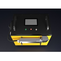 Cheap Single Phase 220VAC Handheld 60W Laser Cleaning Machine for sale