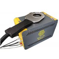 Cheap Customized Length Fusion Welding Machine , Yellow Pipeline Welding Machines for sale