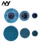 Cheap Fine Quick Change Sanding Discs , 3m 2 Inch Roloc Sanding Discs Blue Color for sale