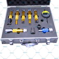 Cheap ERIKC yellow  Lift measurement tool common rail injector universa auto part injector measuring repair tool for sale