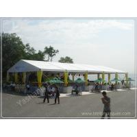 Cheap School Luxury Outdoor Party Tents For Winter , Decorated Garden Party Marquees wholesale