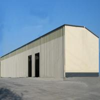 Buy cheap factory warehouse prices prefabricated Steel structure prefab steel building from wholesalers