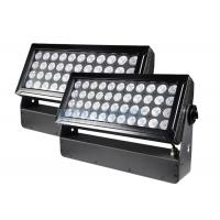 Cheap RGBW 4 In1 Outdoor Led Wall Washer / Commercial Led Exterior Wall Lights for sale