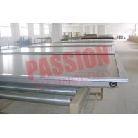 China Eco Friendly Solar Plate Collector , Hot Water Solar Collector Rock Wool Insulation on sale
