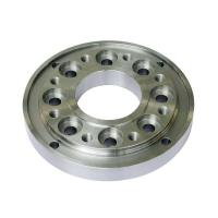 Cheap Customized forged steel flange , Alloy steel / stainless steel pipe fittings for sale