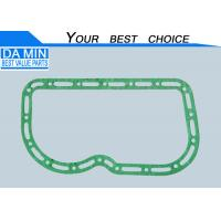 Buy cheap 8971130690 ISUZU Engine Parts / Oil Pan Gasket Of 4JA1 4JB1 Green Color Looks Like Letter B from wholesalers