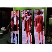 Cheap Indoor HD P2.5 Led Poster Screen Video Advertising Screen 3G 4G Wifi For Shop Stand for sale