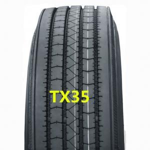 Cheap TIMAX semi truck tire 11R24.5 TX35 DOT Smartway for sale