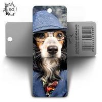 Cheap PET Customized Dog 3D Lenticular Bookmark For Art And Collectible for sale