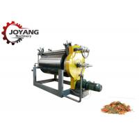 Buy cheap Industrial Flake Fish Feed Machine , Fish Feed Making Machine Capacity from wholesalers