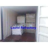 Cheap High Strength Unshaped Refractory Low Cement , Castable Refractory Material for sale