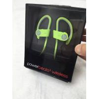 Cheap Beats Powerbeats 2 Wireless Shock Yellow Earphones USED made in china grgheadsets.com for sale