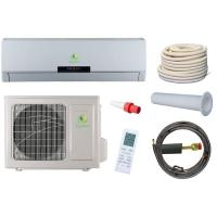 Cheap Mini 9000 BTU Split Unit Air Conditioner For Home Use 12-60k Heating for sale