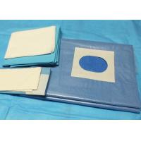 Cheap Cardiovascular Split Disposable Surgical Drapes Safety Heart Absorbent Materials for sale