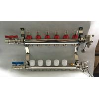 6 loop radiant Floor Heating Manifold for Floor Heating Systems & Parts
