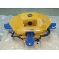 China Yellow Hydraulic Pile Cutter , Concrete Pile Breaker 470kN Maximum Drill Rod Pressure on sale