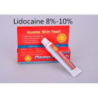 China Eyebrow Painless Body Waxing Tattoo Anesthetic Cream With Lidocaine And Prilocaine on sale