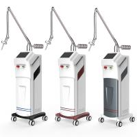Cheap RF Fractional Co2 Laser Beauty Machine 3 Probes 10600nm Medical Equipment for sale