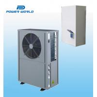 Cheap Indoor DC Inverter EVI Heat Pump Split system Heating and Cooling for sale