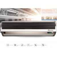 Cheap Aluminum / ABS Cover Residential Air Curtain , Single Cooling Air Door Curtain for sale