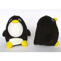 Supply 3d face doll -Middle Black Penguin