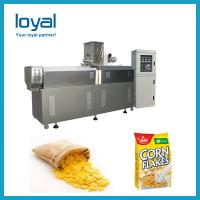 China Breakfast cereal processing plant grain product making machines manufacture on sale
