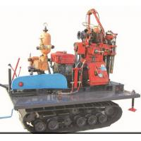 Cheap Large Output Torque Crawler Drilling Rig Various Chassis Opening Clinostat for sale