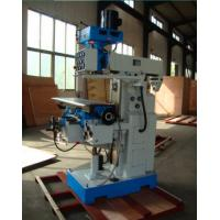 Universal Metal Milling Machine , Radial Milling Machine With Turret Head