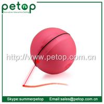 Cheap Led Red Light Magic Random Walking Electronic Cat Ball for sale