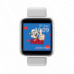 """Cheap 1.54"""" HD IPS Large Screen Y68plus Blood Pressure Smartwatch for sale"""