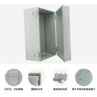 Cheap 400x300x180mm IP65 Large Hinged Electrical Enclosures | IP66 Enclosure Boxes for sale