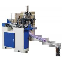 Cheap Fully Automatic 4KW 380V Lunch Box making Machine 55-60 PCS/min for sale