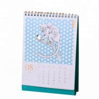 Cheap Photo Frame Custom Photo Perpetual Calendar With Full Color Printing for sale