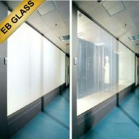 Cheap Privacy PDLC smart film, smart privacy film, switchable pdlc film, smart glass, EB GLASS for sale