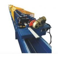 China Double Sided Uncoiler Shutter Roll Forming Machine Siemens PLC Control on sale