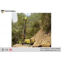 China Mineral Exploration Core Drill Rig Construction Equipment With 1200m Drilling Depth on sale