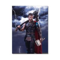 Cheap Large Size Marvel Design 3D PS Board Poster With 3MM Thickness for sale