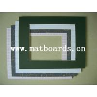 Cheap single matboard for photo frame for sale