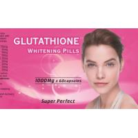Cheap Health Natural skin whitening / Glutathione Whitening Pills 1000 mg for sale